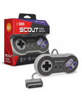 SNES Scout Premium Wired Controller