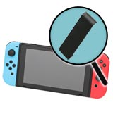 Nintendo Switch Kick Stand Replacement Service