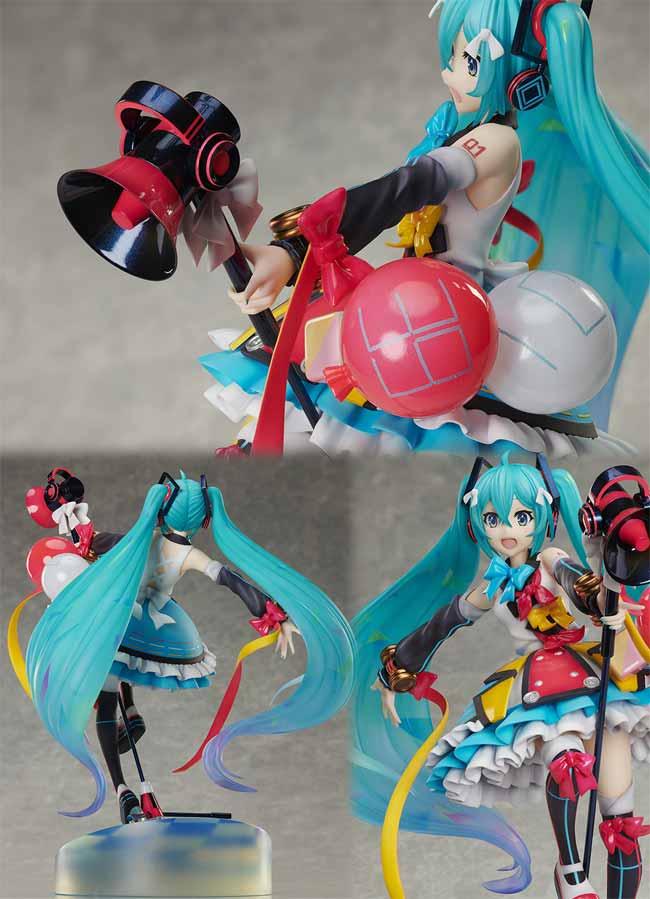 Hatsune Miku Magical Mirai 2018 PVC Figure additional angles