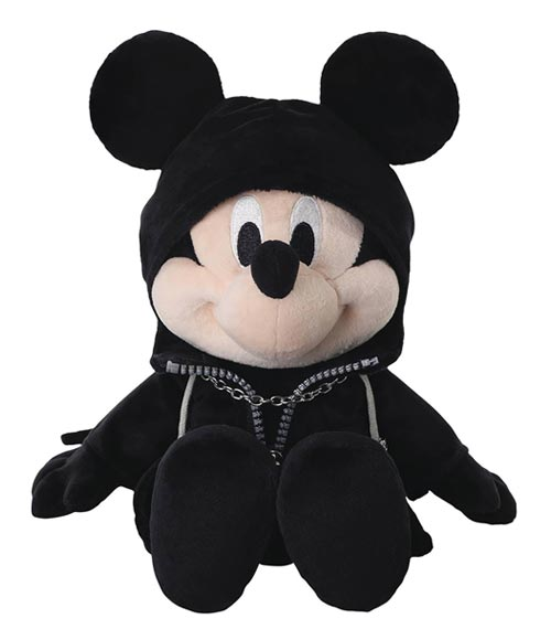 Kingdom Hearts: King Mickey Plush