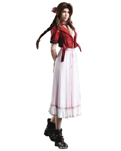 Final Fantasy VII Remake: Play Arts Kai Aerith Gainsborough Action Figure