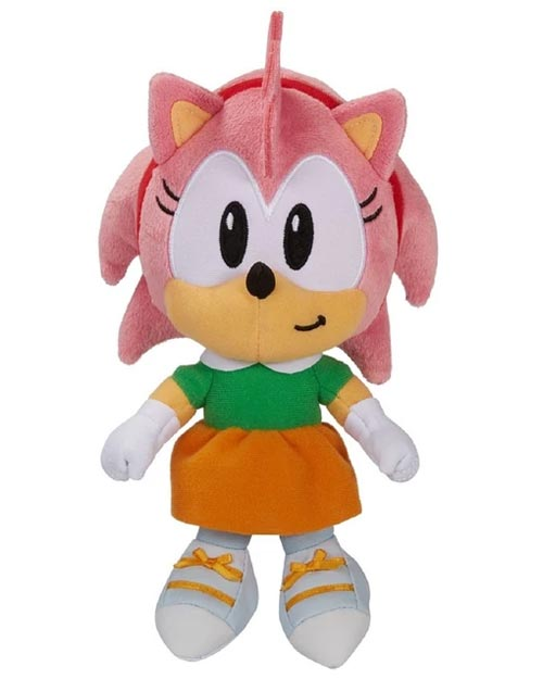 Sonic the Hedgehog: Amy Rose 7 Inch Plush