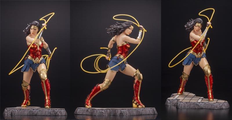 DC Comics Wonder Woman 1984 ArtFX Statue extra img