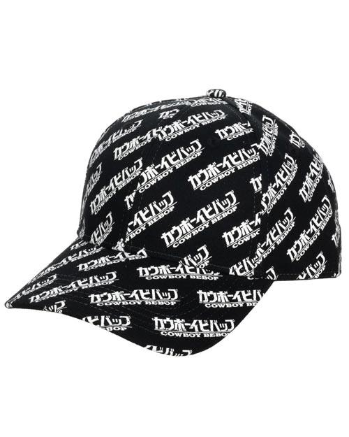 Cowboy Bebop Logo All Over Print Hat
