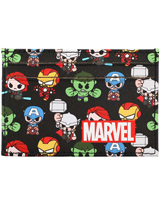 Marvel Superheroes Chibi Card Wallet