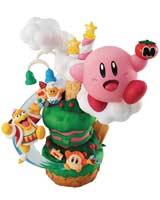 Kirby Super Star Gourmet Race PVC Statue