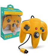 N64 Tomee Controller Yellow