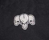 Clover Three Skulls Courier Bag