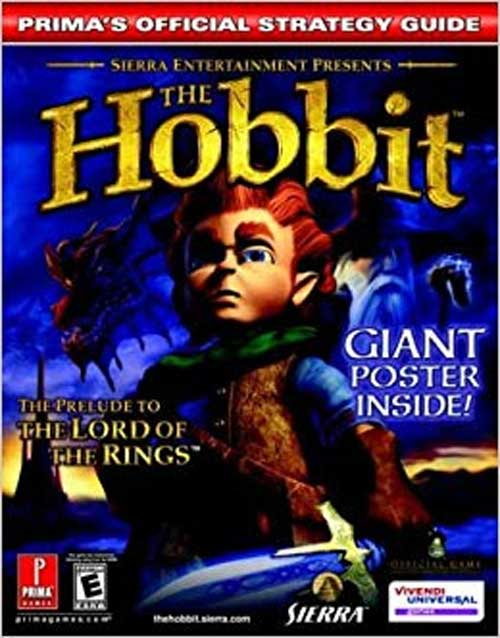 Hobbit Prima's Official Strategy Guide