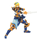 Busou Shinki Series 3 MMS Type Knight Xiphos Figure