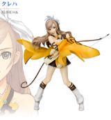 Shining Wind: Kureha PVC Statue