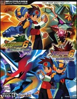 Mega Man Battle Network 6 Cybeast Official Strategy Guide