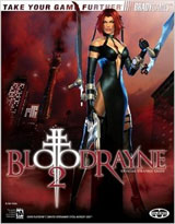 BloodRayne 2 Official Strategy Guide Book