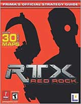 RTX Red Rock Official Strategy Guide Book