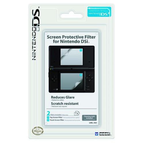 Nintendo DSi Hori Protective Filter / Screen Protector