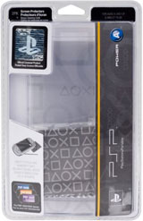 PSP Screen Protector 2-Pack