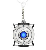 Portal 2 Wheatley Molded Vinyl Keychain