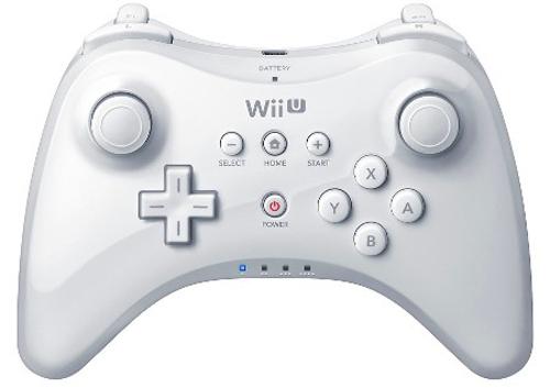 Wii U Pro Controller (White)