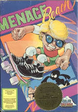 Menace Beach - Black Cart
