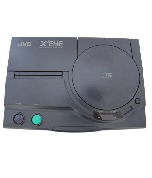 Sega CD Repairs: JVC X'Eye Laser Pickup Replacement Service