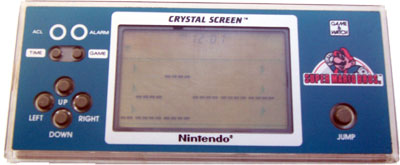 Game & Watch Crystal Screen Series: Super Mario Bros