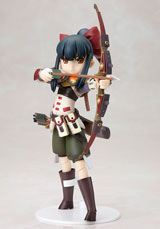 Etrian Odyssey IV Legends of the Titan Sniper Girl Plastic Model Kit