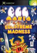 Egg Mania:Eggstreme Madness