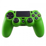 PS4 Controller Silicone Sleeve Green