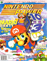 Nintendo Power Volume 117 Mario Party