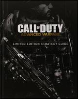 Call of Duty: Advanced Warfare Strategy Guide Limited Edition