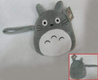 Totoro Wristlet Purse