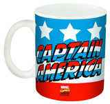 Captain America 11.5oz Ceramic Mug