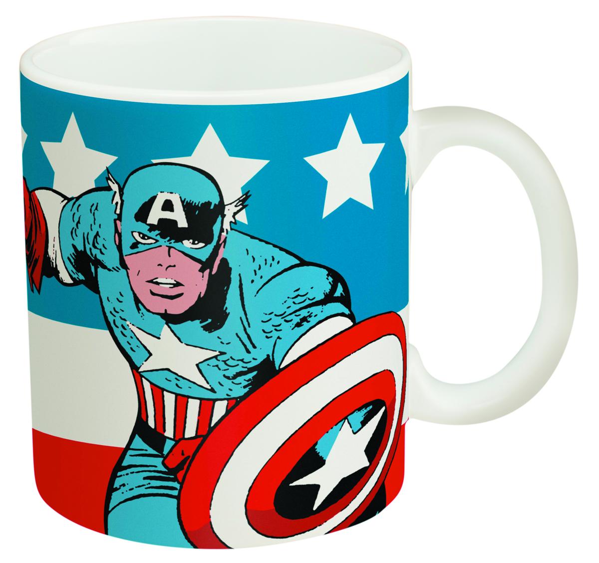 Captain America 11.5oz Ceramic Mug