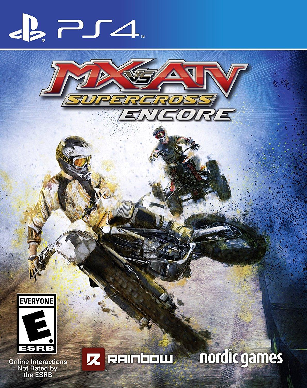 MX vs. ATV: Supercross Encore Edition