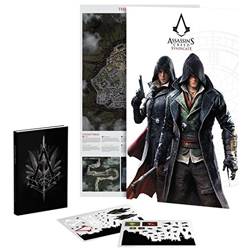 Assassin's Creed: Syndicate Official Collector's Edition Guide by Prima