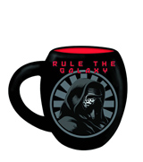 Star Wars E7 Rule the Galaxy 18oz Oval Ceramic Mug