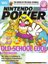 Nintendo Power Volume 233 Wario Land: Shake It!
