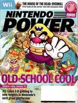 Nintendo Power Volume 233 Wario Land: Shake It!