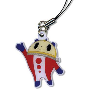 Persona 4 Kuma Metal Phone Charm