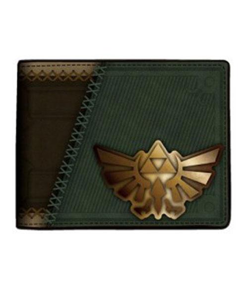Legend of Zelda Twilight Princess Suit Up Bi-Fold Wallet