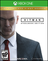 Hitman: The Complete First Season Steelbook Edition