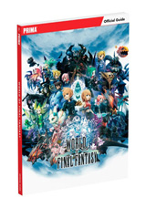 World of Final Fantasy Prima Official Guide