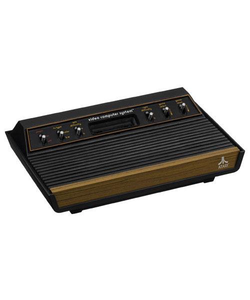 Atari 2600 Repairs: Power Switch Repair Service