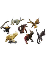 Monster Hunter: CFB Standard Model Anger Collection Figure