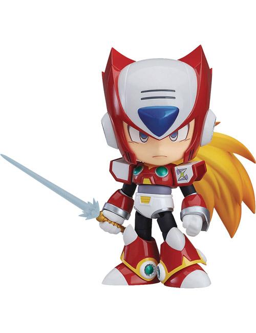 Mega Man X2 Zero Nendoroid