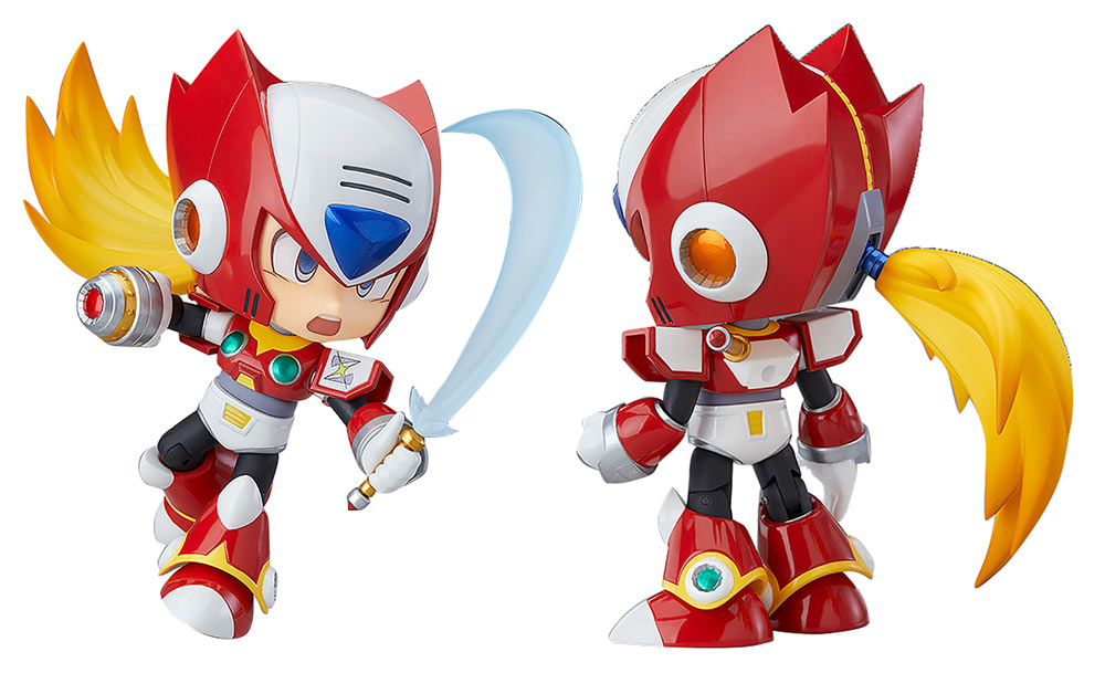 Mega Man X2: Zero Nendoroid