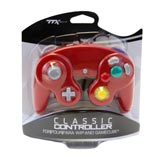 GameCube Teknogame Controller Red