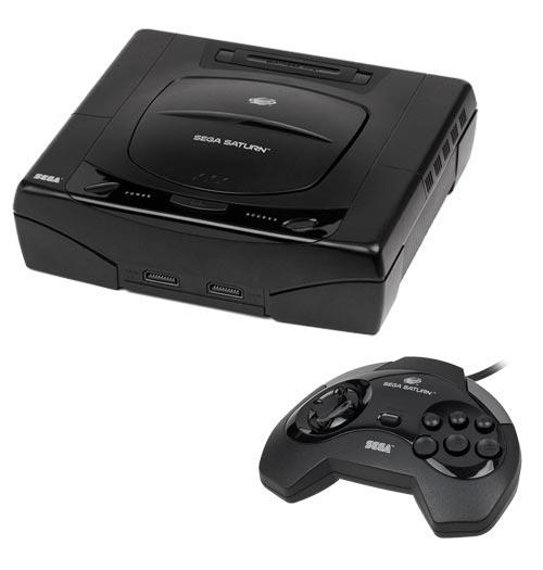 Sega Saturn System Trade-In