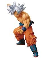 Dragon Ball Super Maximatic Ultra Instinct Goku Figure