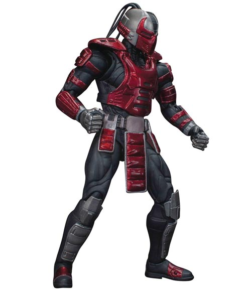 Mortal Kombat: Sektor Storm Collectibles Action Figure